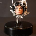 10 Michael Jackson head curling hair 2