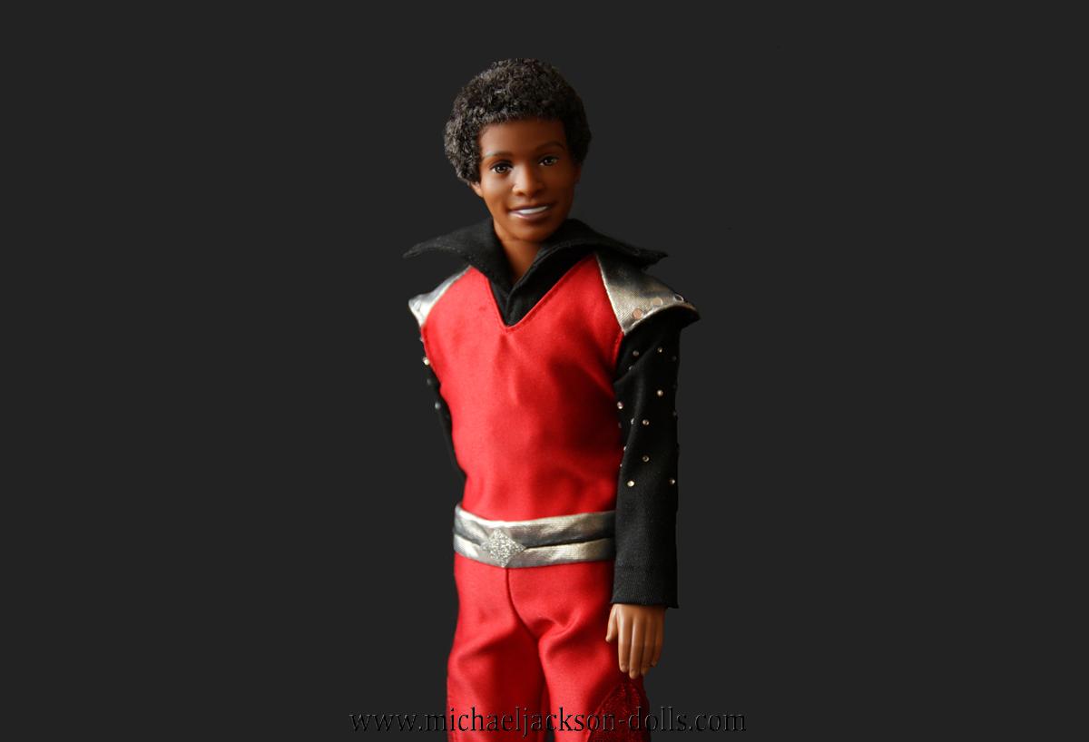 Jackson 5 doll 2