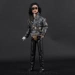 Michael Jackson Dangerous tour rainbow jacket