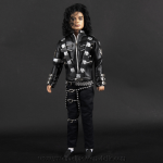 Michael Jackson doll BAD