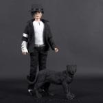 Michael Jackson doll Black or White