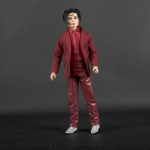 Michael Jackson doll Blood on the Dancefloor