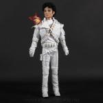 Michael Jackson doll Captain EO