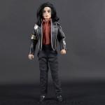 Michael Jackson doll Car Club Badges