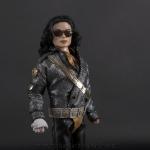 Michael Jackson doll Dangerous tour close up
