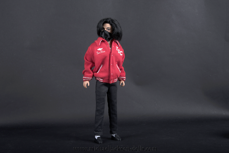 Michael Jackson doll Doo Doo jacket