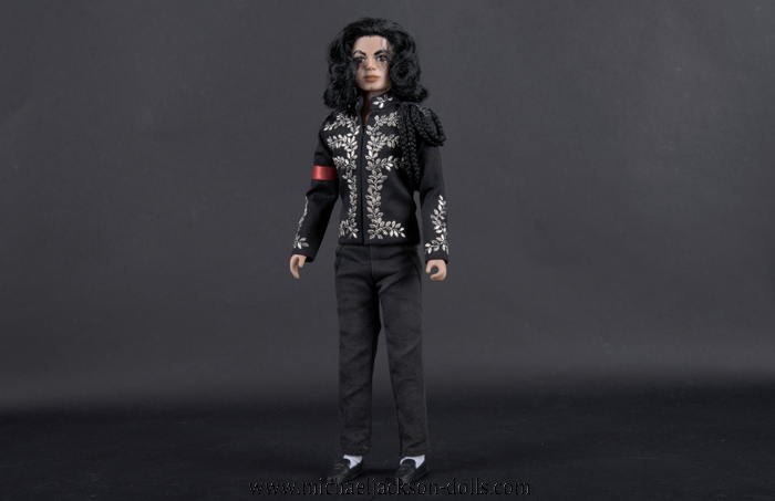 Michael Jackson doll Family Honors