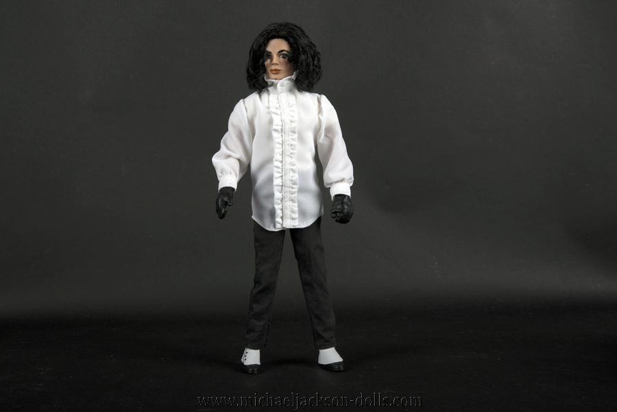 Michael Jackson doll Ghosts without cape