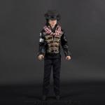 Michael Jackson doll Hawaii jacket