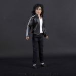 Michael Jackson doll Heal the World jacket