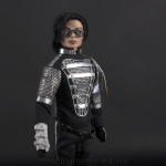 Michael Jackson doll History Teaser close up
