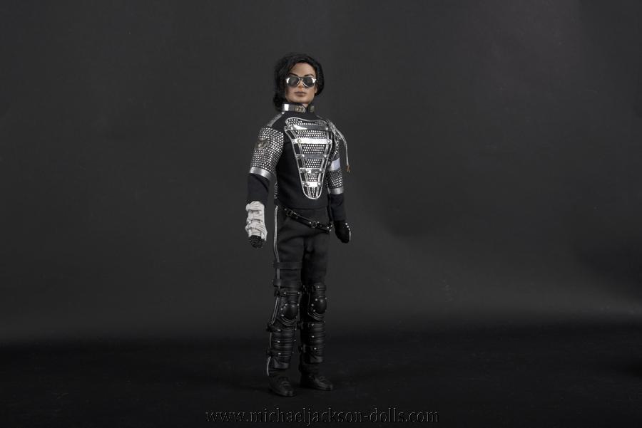 Michael Jackson doll History teaser