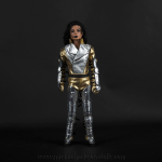 Michael Jackson doll History tour
