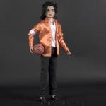 Michael Jackson doll Jam