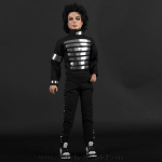 Michael Jackson doll LAgear commercial