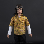 Michael Jackson doll Leave Me Alone close up
