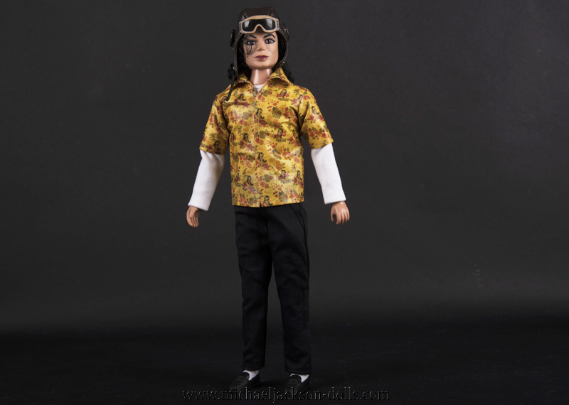 Michael Jackson doll Leave Me Alone