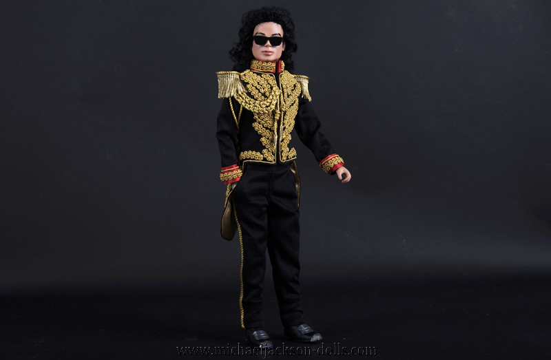 Michael Jackson doll Man in the Mirror