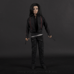 Michael Jackson doll Neverland party 2003