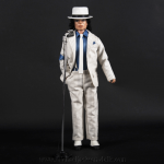 Michael Jackson doll Smooth Criminal