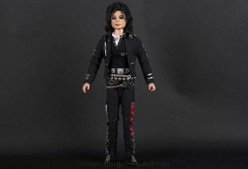 Michael Jackson doll Speed Demon