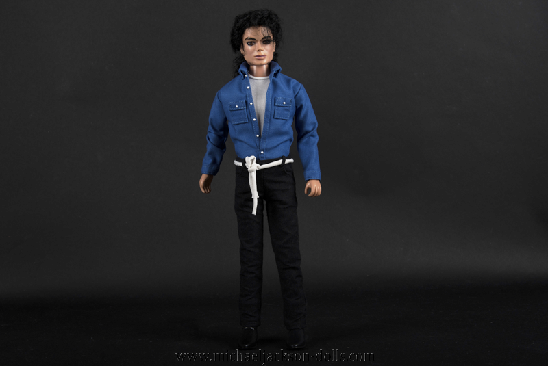 Michael Jackson doll The Way You Make Me Feel