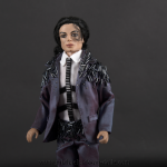 Michael Jackson doll This is It Jackson 5 medley close up