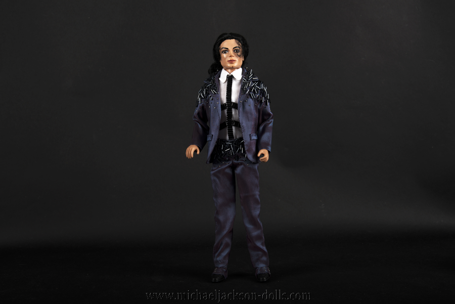 Michael Jackson doll This is It Jackson 5 medley