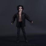 Michael Jackson doll You Are Not Alone