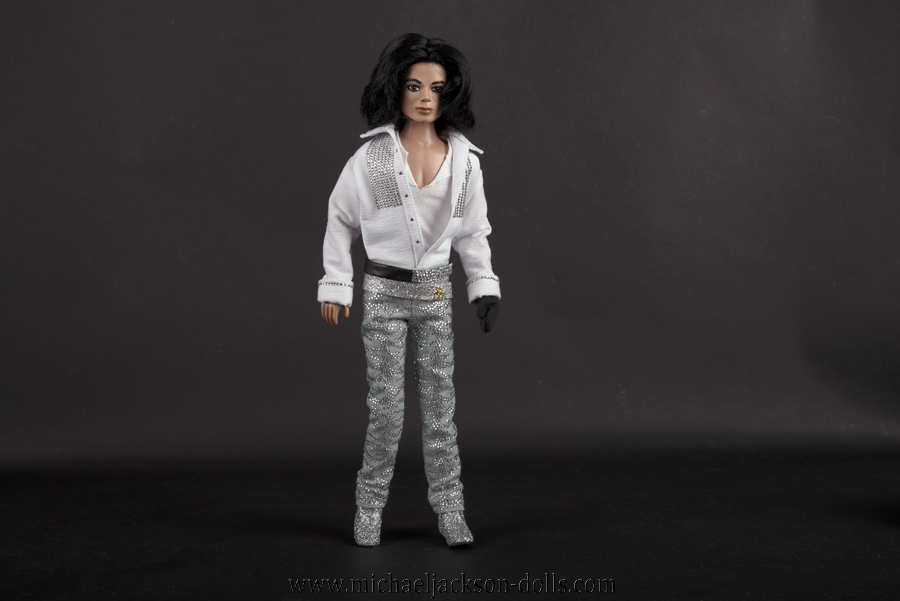 Michael Jackson doll BET awards 2003