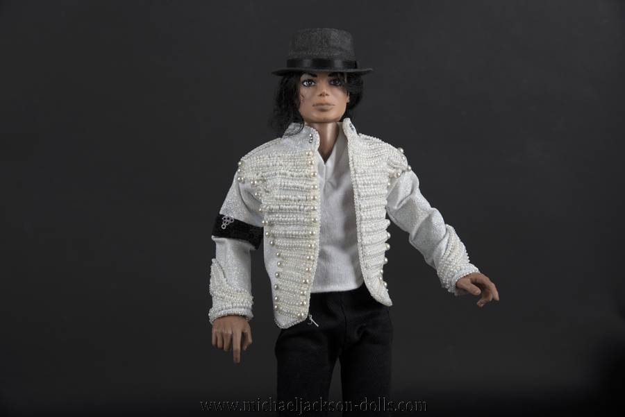 Michael Jackson doll Grammy Awards 1993 close up