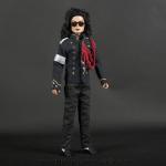 Michael Jackson doll NAACP awards 1994