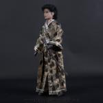 Michael Jackson doll Samurai