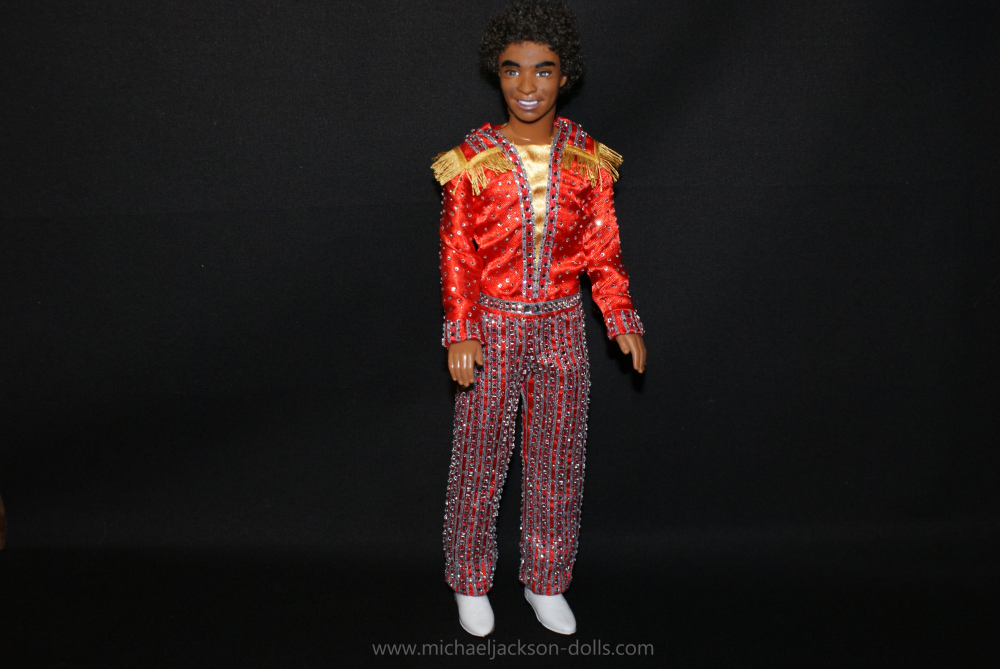Jackson 5 Destiny tour doll 4