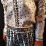 Jackson 5 Destiny tour doll detail